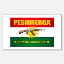 Peshmerga Decal