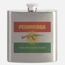 Peshmerga Flask