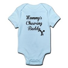Mommys Cheering Buddy Body Suit