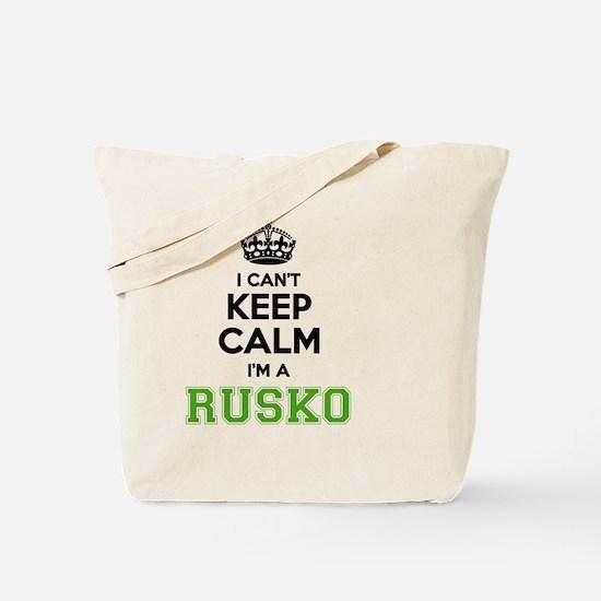 Cute Rusko Tote Bag