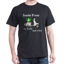 Scooter Frog T-Shirt