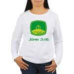 God Is Good Mug Women's Long Sleeve T-Shirt