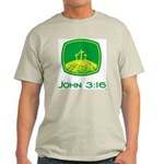 John 3:16 Light T-Shirt