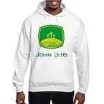 God Is Good Mug Hooded Sweatshirt
