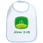 John 3:16 Mug Bib