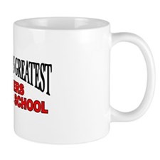 """The World's Greatest Drivers Training School"" Mug"