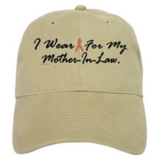 I Wear Pink For My Mother-In-Law 1 Baseball Cap