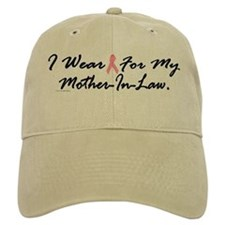 I Wear Pink For My Mother-In-Law 1 Hat