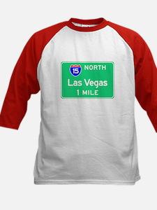 Las Vegas NV, Interstate 15 North Tee