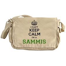 Funny Sammy Messenger Bag