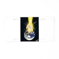 Lamb of God Aluminum License Plate