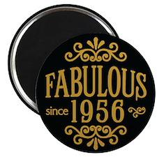 Fabulous Since 1956 Magnets