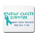OVARIAN CANCER SURVIVOR, SUPPORT RESEARCH Mousepad
