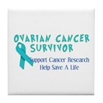 OVARIAN CANCER SURVIVOR, SUPPORT RESEARCH Tile Coa