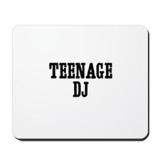 teenage DJ Mousepad