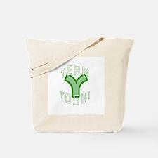 Team Yoshi Tote Bag