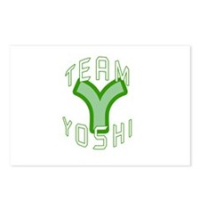 Team Yoshi Postcards (Package of 8)