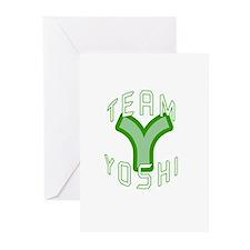 Team Yoshi Greeting Cards (Pk of 10)