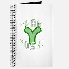 Team Yoshi Journal