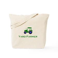 Cute Lawn tractor Tote Bag