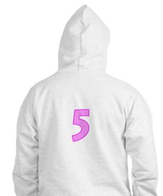 Team Peach Jumper Hoody