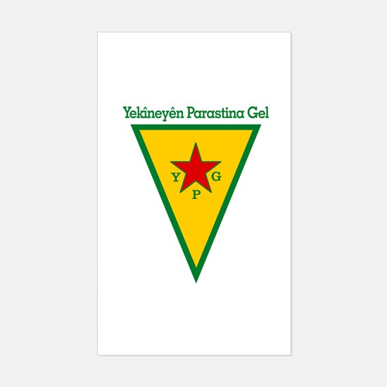 YPG Decal