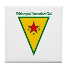 YPG Tile Coaster