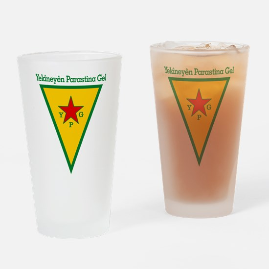 YPG Drinking Glass