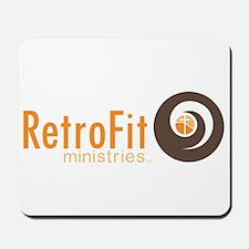 Retrofit Mousepad