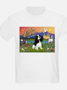 Tri Cavalier Fantasy T-Shirt