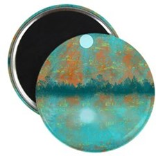 Land and Moon Magnet