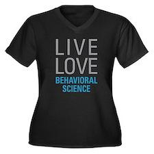 Behavioral Science Plus Size T-Shirt