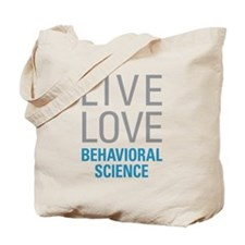 Behavioral Science Tote Bag