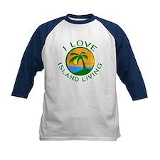 I Love Island Living Tee