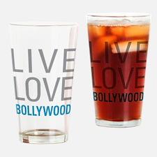 Bollywood Drinking Glass