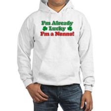 Already Lucky I'm Nonno Hoodie