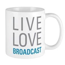 Broadcast Mugs