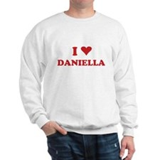 I LOVE DANIELLA Sweater