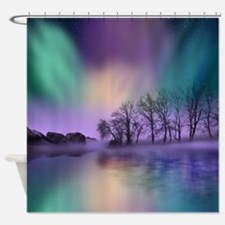 Northern Lights, Dawn Of The North Shower Curtain