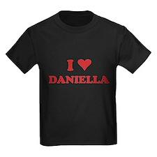 I LOVE DANIELLA T