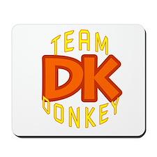 Team Donkey Kong Mousepad