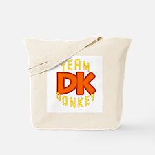 Team Donkey Kong Tote Bag