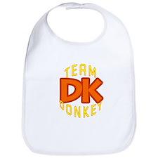 Team Donkey Kong Bib