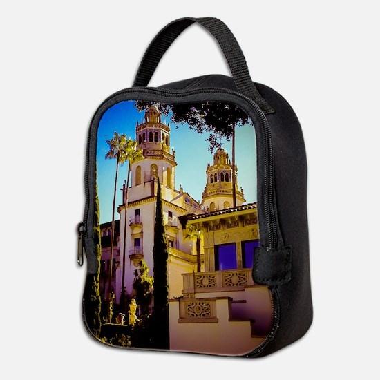 Hearst Castle Neoprene Lunch Bag