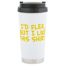 Cute Fitted Travel Mug