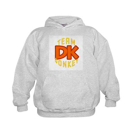 Team Donkey Kong Kids Hoodie