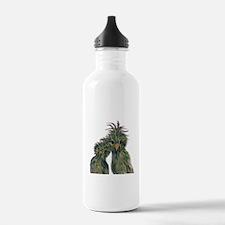 DODO DOODLE LOVE BIRDS Water Bottle