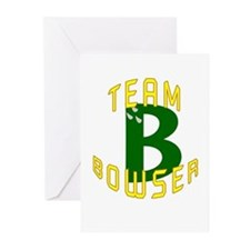 Team Bowser Greeting Cards (Pk of 10)