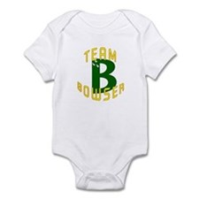 Team Bowser Infant Bodysuit