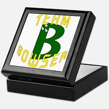 Team Bowser Keepsake Box